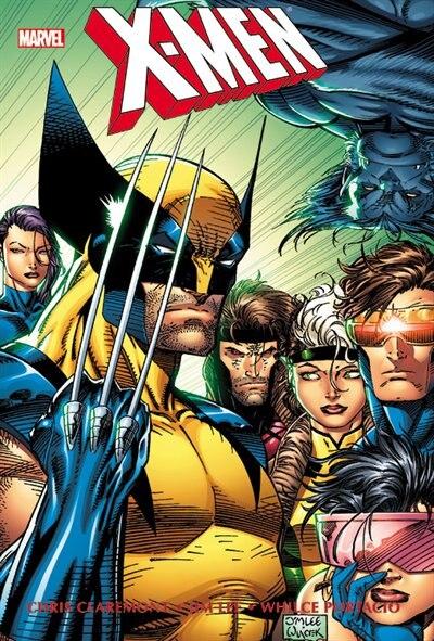 X-men By Chris Claremont & Jim Lee Omnibus - Volume 2 by Chris Claremont