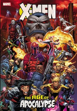 Book X-men: Age Of Apocalypse by Scott Lobdell