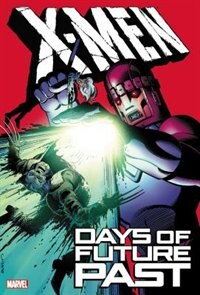 Book X-men: Days Of Future Past by Chris Claremont