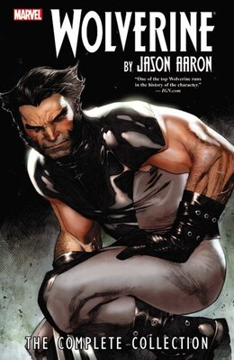 Book Wolverine By Jason Aaron: The Complete Collection Volume 1 by Jason Aaron