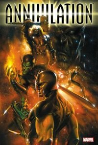 Book Annihilation Omnibus by Marvel Comics