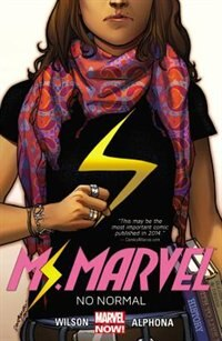 Ms. Marvel Volume 1: No Normal by Marvel Comics