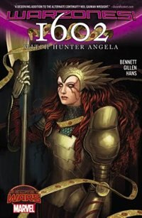 1602 Witch Hunter Angela by Marguerite Bennett