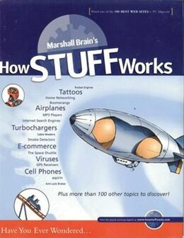 Book How Stuff Works by Marshall Brain