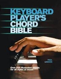 Keyboard Players Chord Bible