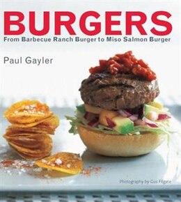 Book Burgers by Paul Gayler