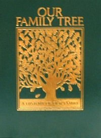 Book Our Family Tree: A History Of Our Family by Poplar Books