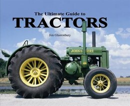 Book Tractors by Jim Glastonbury