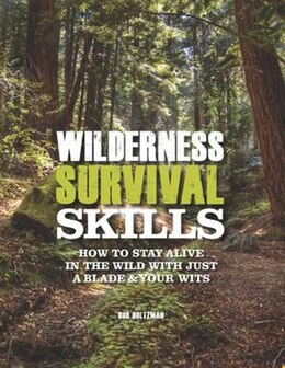 Book Wilderness Survival Skills by Bob Holtzman
