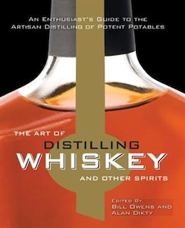 Book Distilling Whiskey by Bill Owens