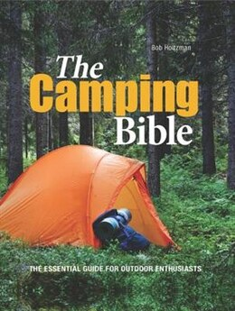 Book CAMPING BIBLE by Bob Holtzman