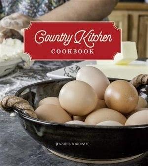 Country Kitchen Cookbook by Jennifer Boudinot