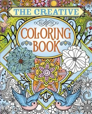 The Creative Coloring Book by Patience Coster