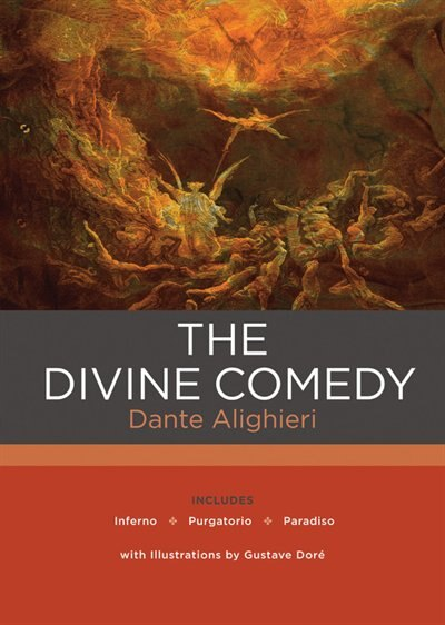 The Divine Comedy de Dante Aligieri