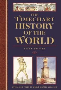 The Timechart History Of The World 6th Edition: Over 6000 Years Of World History Unfolded by Third Millennium Press