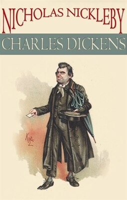 Book Nicholas Nickleby by Charles Dickens
