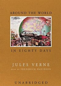 Around the World in Eighty Days MP3 by JULES VERNE