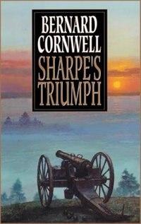 SharpeÆs Triumph MP3: Richard Sharpe and the Battle of Assaye, September 1803  |  Sharpe Novel #2 by BERNARD CORNWELL