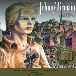 Book Johnny Tremain MP3 by Esther Forbes
