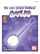 You Can Teach Yourself Banjo Book/cd/dvd Set