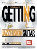 Getting Into Jazz Fusion Guitar Book/cd Set