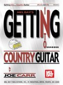 Getting Into Country Guitar Book/cd Set