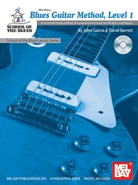 Blues Guitar Method, Level 1 Book/cd Set