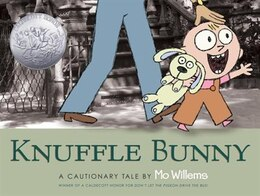 Book Knuffle Bunny: A Cautionary Tale: A Cautionary Tale by Mo Willems