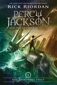 Book Percy Jackson And The Olympians, Book One The Lightning Thief: Percy Jackson & the Olympians Book… by Rick Riordan