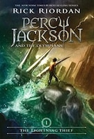Percy Jackson And The Olympians, Book One The Lightning Thief (percy Jackson And The Olympians…