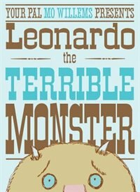 Book Leonardo, The Terrible Monster by Mo Willems