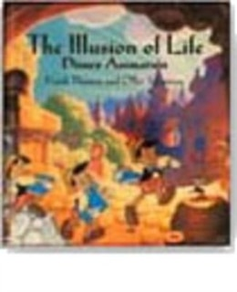 Book The ILLUSION OF LIFE: DISNEY ANIMATION by Frank Thomas