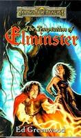 The Temptation of Elminster: The Elminster Series