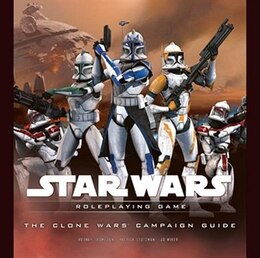 Book The Clone Wars Campaign Guide by Rodney Thompson