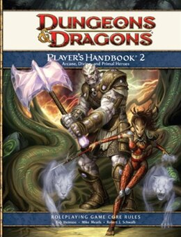 Book Player's Handbook 2: A 4th Edition D&d Core Rulebook by Jeremy Crawford