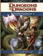 Player's Handbook 2: A 4th Edition D&d Core Rulebook