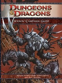 Book Eberron Campaign Guide: A 4th Edition D&d Supplement by James Wyatt