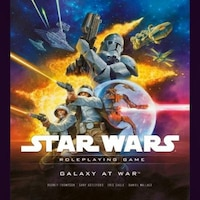Star Wars Galaxy At War: A Star Wars Roleplaying Game Supplement