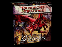 Wrath of Ashardalon: A D&d Boardgame