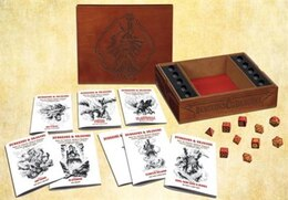 Book Premium Original Dungeons & Dragons Fantasy Roleplaying Game by Wizards Rpg Team