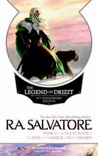 The Legend Of Drizzt 25th Anniversary Edition, Book Iv by R. A. Salvatore