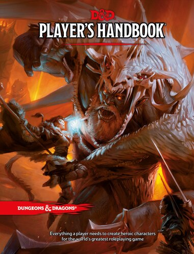 players handbook d d 5th file