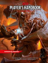 Book Player's Handbook: A Core Rulebook For The Fifth Edition Of Dungeons & Dragons by Wizards Rpg Team