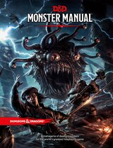Book Monster Manual by Wizards Rpg Team