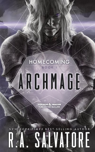 Archmage by R.A. SALVATORE