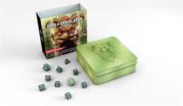 Book D&D Tomb of Annihilation Dice by Wizards Rpg Team