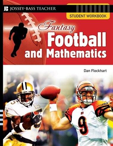 Fantasy Football And Mathematics Student Workbook Book By Dan Flockhart Paperback