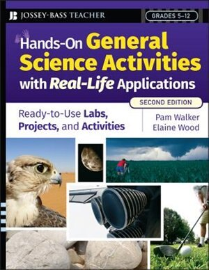 hands on general science activities with real life applications ready to