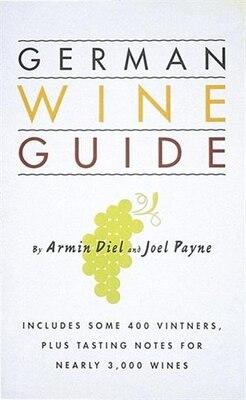 Book German Wine Guide by Armin Diel