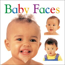 Book Baby Faces by Dk Publishing